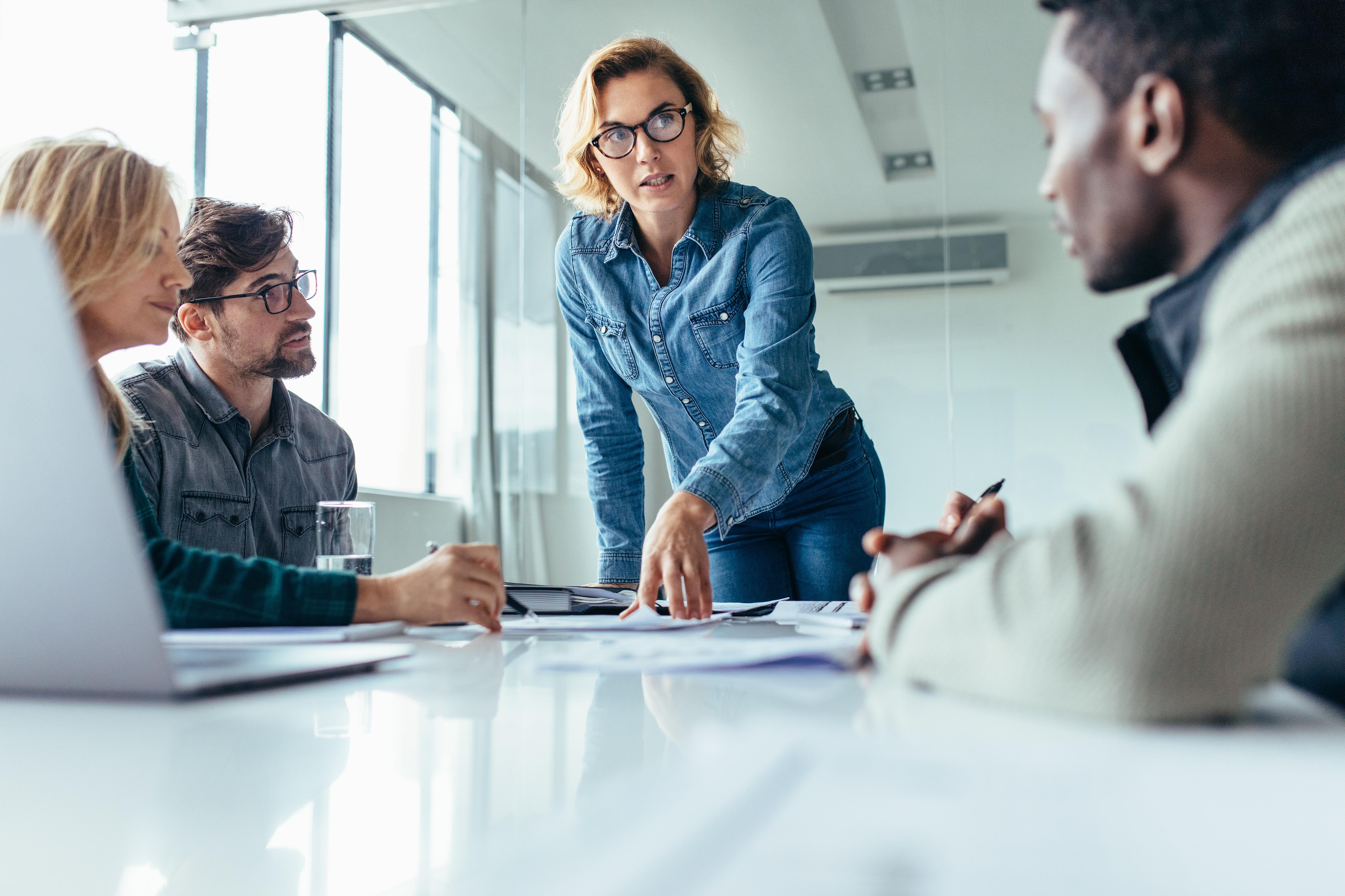 Charisme et leadership des dirigeants d'entreprise